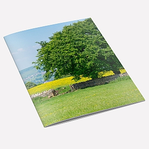 Cotswold View Notebook A6