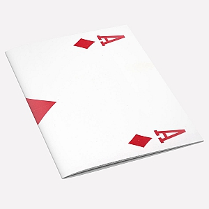 view The Ace of Diamonds Notebook details