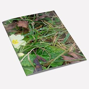 Wild Primrose Notebook