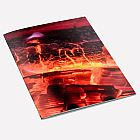 Fire Glow Notebook
