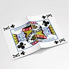 The King of Clubs Notebook